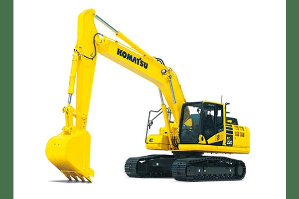 Komatsu PC220-8 Hydraulic Excavators