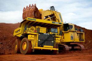 Autonomous Navigation available in MMI Komatsu Mining Dump Trucks